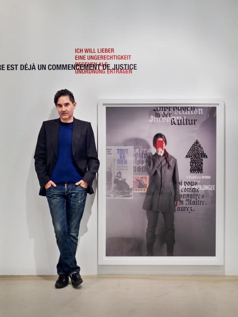 Retrato de Roberto Aguirrezabala — Cortesía de la Fundación Ankaria