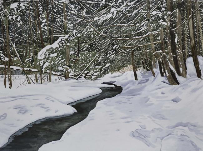 Vermont. Imagen cortesía Galería Mar Dulce
