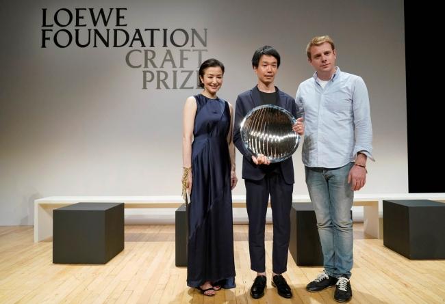 Genta Ishizuka gana la tercera edición del Craft Prize Fundación Loewe — Cortesía de la Fundación Loewe