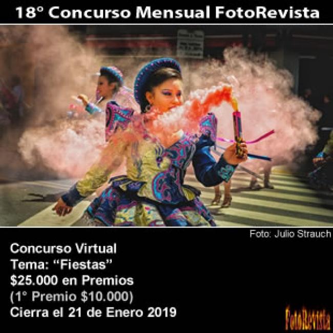 18° Concurso FotoRevista