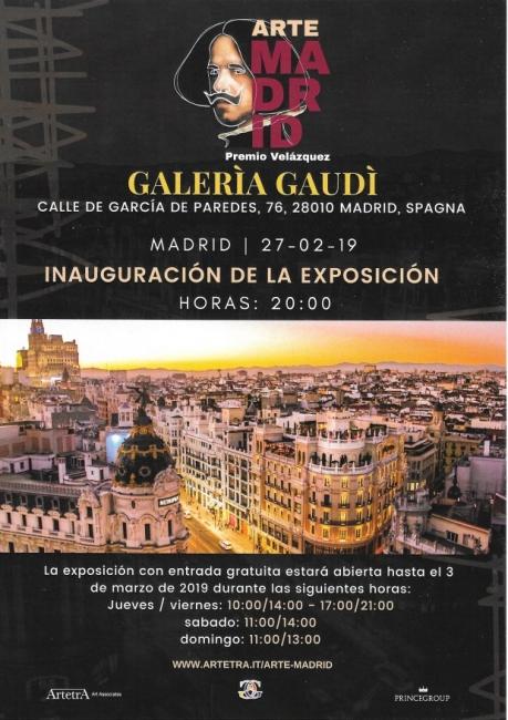 Arte Madrid – Premio Velázquez