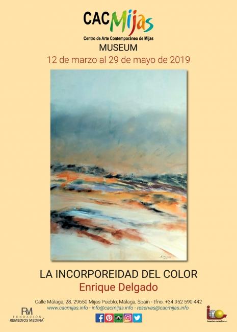 La incorporeidad del color. Enrique Delgado
