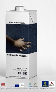 "Photobrik: Liza Ambrossio ""La ira de la devoción"""