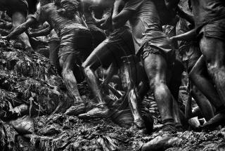 Sebãstiao Salgado — Cortesía de Centro de Arte Tomás y Valiente