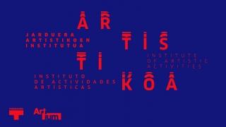 Convocatoria del Instituto de Actividades Artísticas