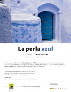 Manuel Lama. La perla azul