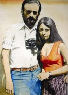 Flavio Garciandía, Sin título (Grandal y Cary), ca. 1976