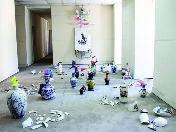 """""""El Patrón de las Cerámicas"""", 2014 de Patricia Domínguez"""