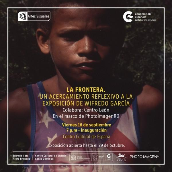 Wifredo García, La frontera