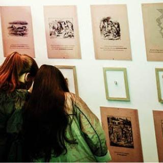 PRE-INSCRIPCIÓN PARA LA ESCUELA DE MUSEOLOGÍA. Imagen cortesía Cultura Rosario Prensa