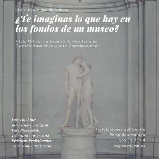 Título Oficial de Experto Universitario en Gestión Museística y Arte Contemporáneo