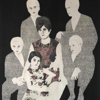 PAISAJE DE CRISTAL. Imagen cortesía Galería Madhaus