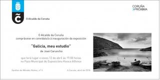 Galicia, meu etudio
