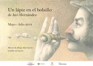 Javi Hernández. Un lápiz en el bolsillo