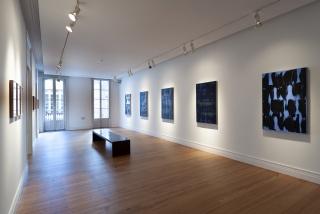 Vista de la exposición — Cortesía de la Galería Vilaseco