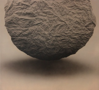 s/t, Jordi Fulla, 92 x 100 cm, acrylic on canvas
