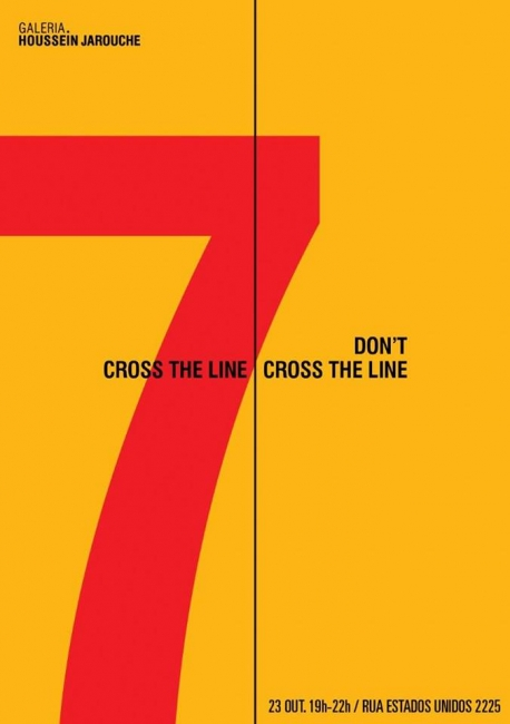 Don ?t Cross the line / Cross the line