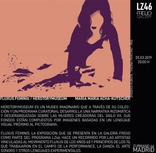 Fluxus feminis | Herstorymuseum