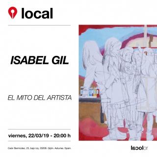 El mito del artista - Isabel Gil