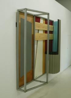 Montaje de «Cuarto Tetris» — Cortesía del Centro de Arte de Alcobendas