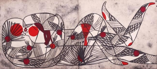 Marina Anaya — Cortesía de Benot Galería de Arte Contemporáneo