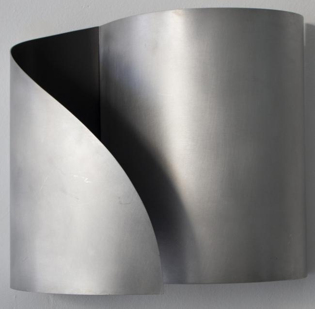 Ñaco Fabré, Tournant de lumière (noir) — Cortesía de Aba Art Lab