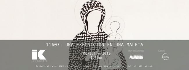 11603: Una Exposición en una Maleta