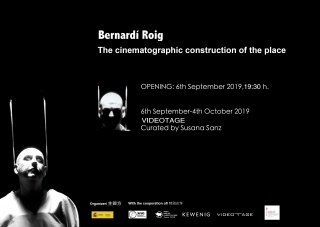 Bernardí Roig. The cinematographic construction of the place