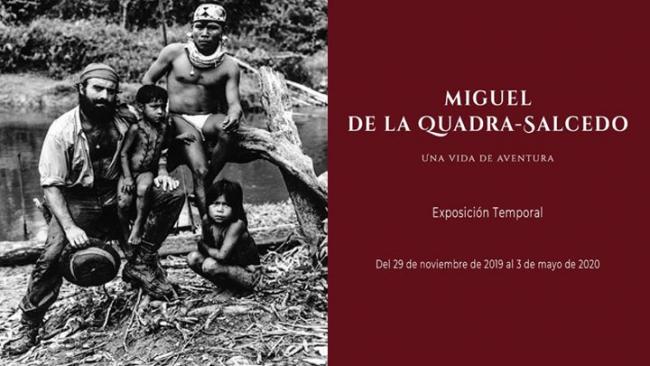 Miguel de la Quadra Salcedo: Una vida de aventura
