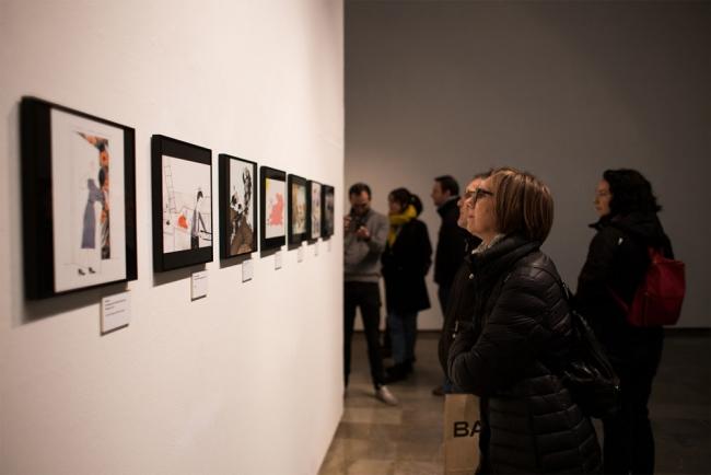 Babalunga i Kamolongos. Exposició internacional d'ilustració editorial — Cortesía del Consorci de Museus de la Comunitat Valenciana