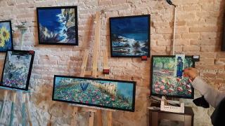 Sala de  Exposiciones de  El mirador de l´Empordà - Castillo de Sant Ferràn de Figueres