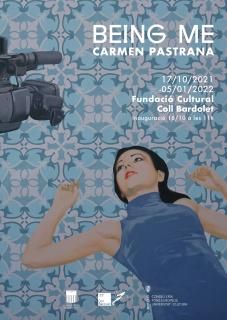 Carmen Pastrana. Being me