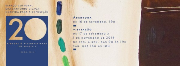 Vinte | Pintura e Pictorialidade em Brasília 2000-2014