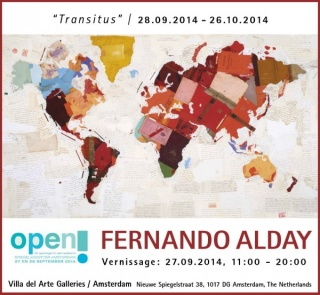 Fernando Alday, Transitus