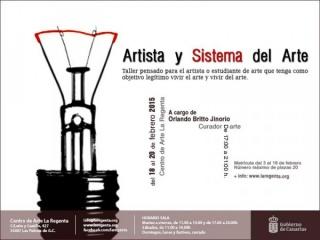 Artista y Sistema del Arte