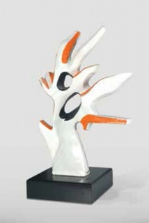 Fernand Léger, Branche R (Rockefeller), 1952