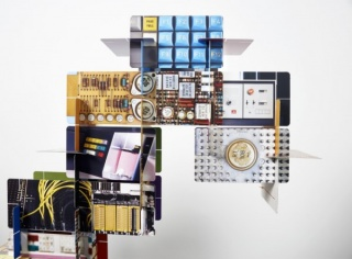 Alessandro Balteo Yazbeck, Eames-Derivative -detalle-, 2006-2013