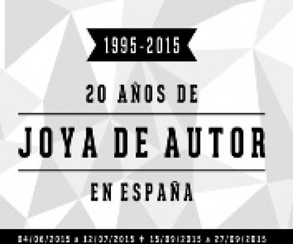 0ffb57fc7ad9 20 años de Joya de Autor (1995-2015)