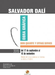 Salvador Dalí. Don Quijote y otras series