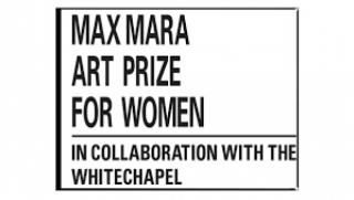 Logotipo del Premio. Cortesía Max Mara Art Prize