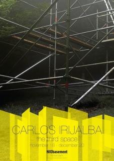 Carlos Irijalba, The third space