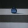 Botella azul I