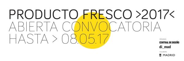 Convocatoria Producto Fresco 2017