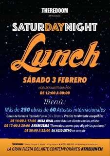 Cartel The Lunch