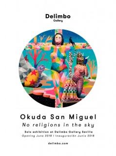 Okuda San Miguel. No religions in the sky