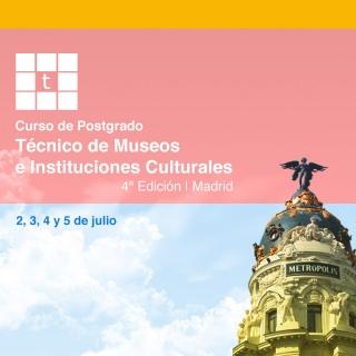 Técnico de Museos e Instituciones Culturales, 4ª edición. Madrid