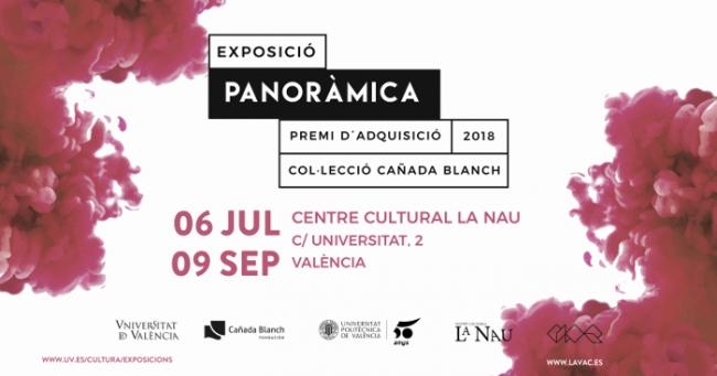 Panorámica. Premio de adquisición 2018 Colección Cañada Blanch