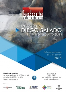 Diego Salado. From New York to Spain