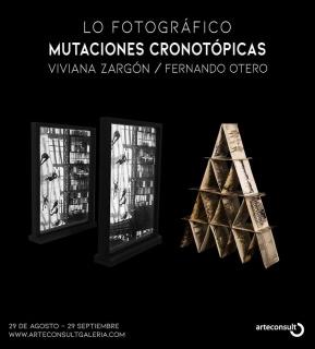 Lo fotográfico: Mutaciones Cronotópicas