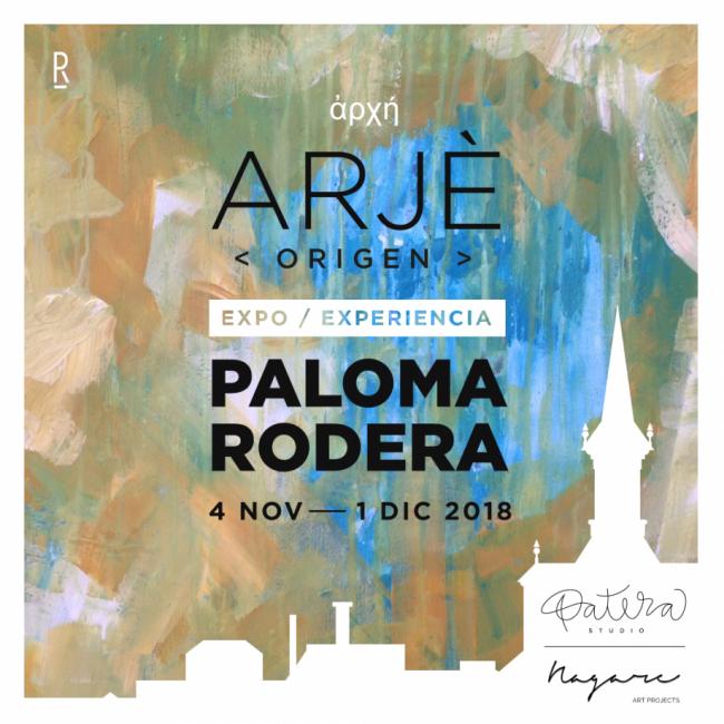 ARJÉ | Paloma Rodera